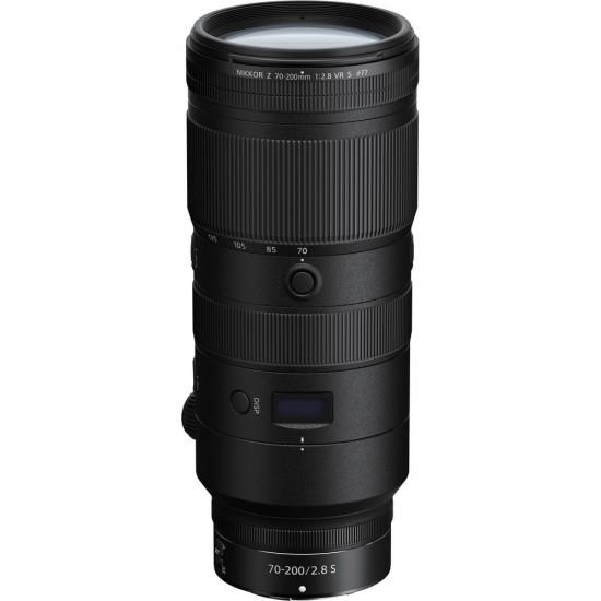 Nikon Z 70-200mm f2.8 VR S NIKKOR