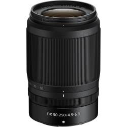 Nikon Z fc (with Z DX 16-50mm + Z DX 50-250mm)