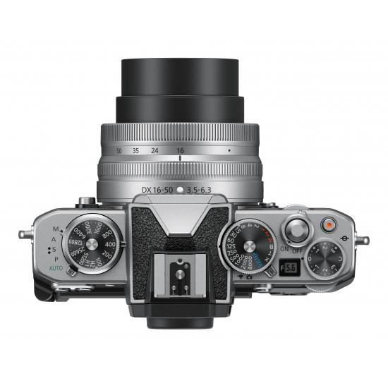 Nikon Z fc (with Z DX 16-50mm)