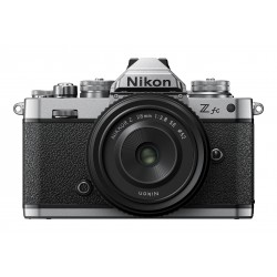 Nikon Z fc (with Z 28 mm f2.8 SE)