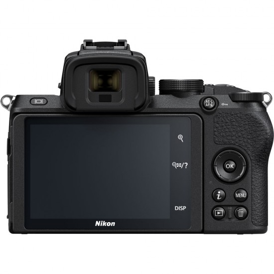 Nikon Z50 (with Z DX 16-50mm VR Lens)