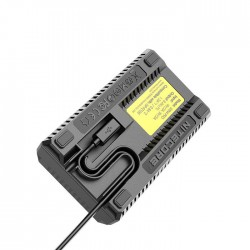 Nitecore USN4 Pro Double Charger for Sony NP-FZ100