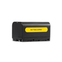 Nitecore NP-F750 battery pack 5200mAh