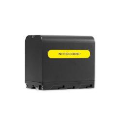 Nitecore NP-F970 battery pack 7800mAh