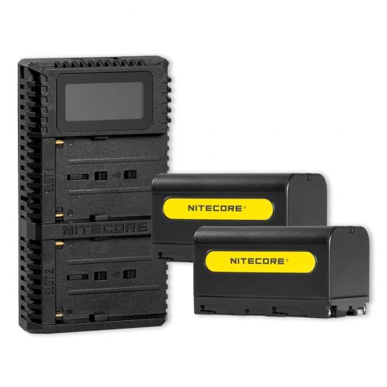 Nitecore NP-F Pro Kit