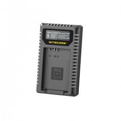 Nitecore UCN5 Double Charger for LP-E17