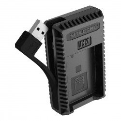 Nitecore UNK1 Charger for Nikon EN-EL15 (A) + EN-EL14 (A)