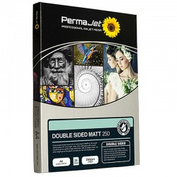 PermaJet Double Sided Matt 250gsm Inkjet Paper