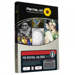 PermaJet Fibre Base Royal Gloss 310gsm Inkjet Paper
