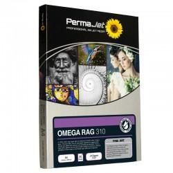 PermaJet Omega Rag 310gsm InkJet Paper A2 25 Sheets