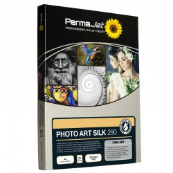 PermaJet Photo Art Silk 290gsm Inkjet Paper A2 25 Sheets
