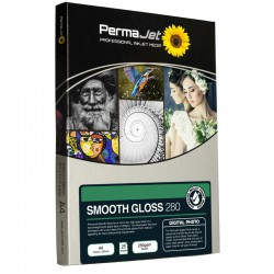 Permajet Smooth Gloss 280gsm InkJet Paper