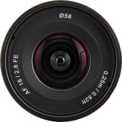 Samyang AF 18mm F2.8 (Sony FE Mount)