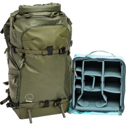 Shimoda Action X50 Starter Kit (w/ Med. DSLR Core Unit) Army Green