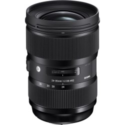 Sigma 24-35mm f2 DG HSM Art Lens (Canon EF Mount)