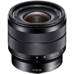Sony E 10-18mm F4  Lens