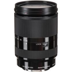 Sony E 18-200mm F3.5-6.3 LE Lens