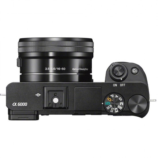 Sony A6000 (with SEL 16-50mm & SEL 55-210mm Lens)