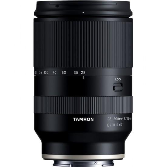 Tamron 28-200mm F2.8-5.6 Di III RXD
