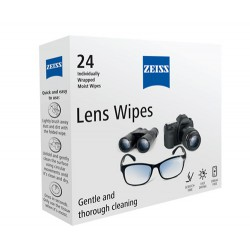 ZEISS Cleaning Wipes (Pack 24)